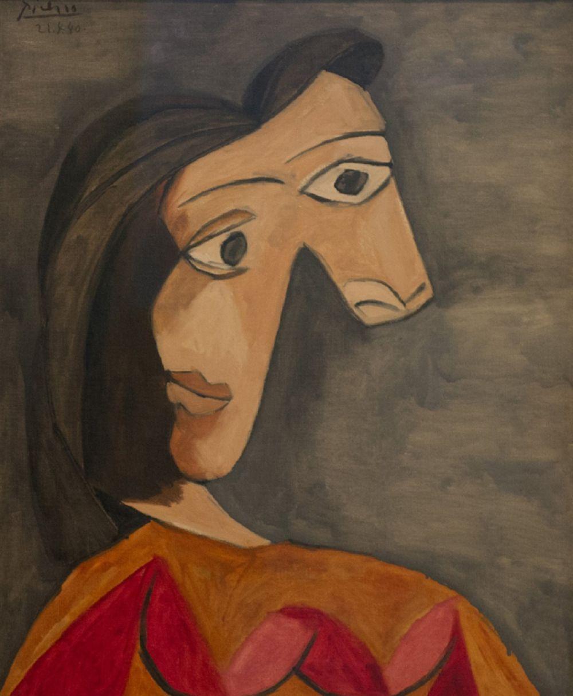 «Дора Маар», 1940 год.