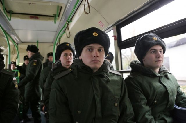 Кузбассовцы могут отправиться на контрактную военную службу.