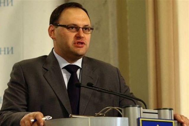 ГПУ: Работа поэкстрадиции Каськива изПанамы приостановлена
