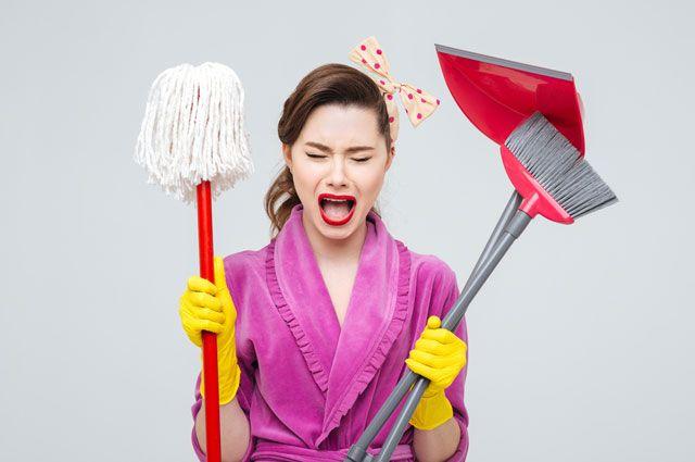 Ублажение мужа с работы