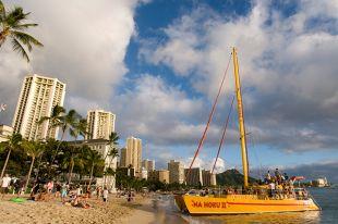 Гавайи, США.