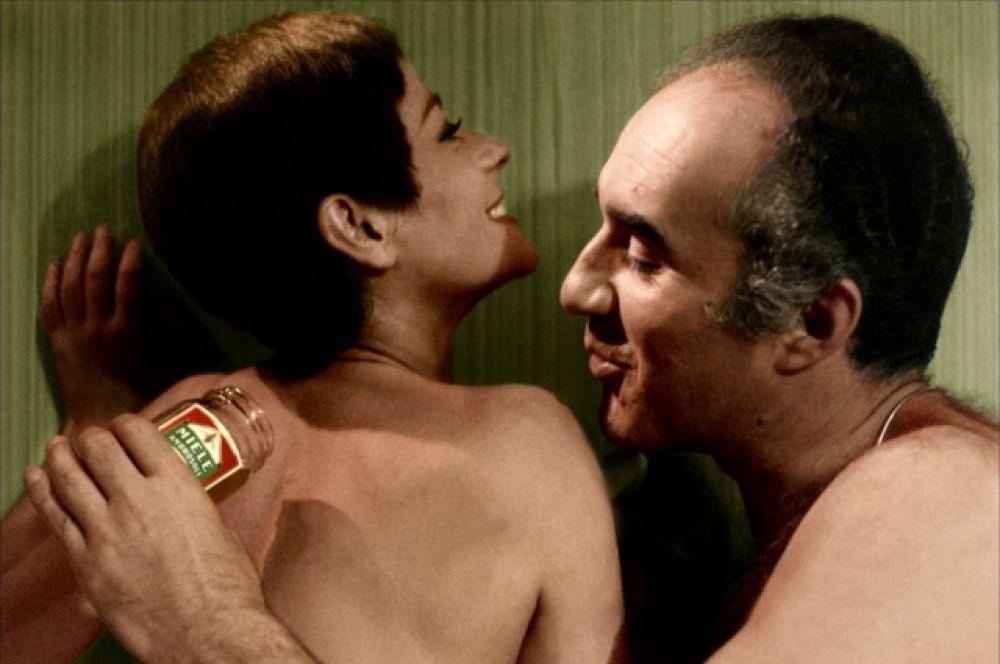 Великолепно сделанная роль, зрелая красота 35-летней актрисы вновь выдвинули Жирардо в первые ряды самых востребованных французских звезд. «Диллинджер мертв» (1968).