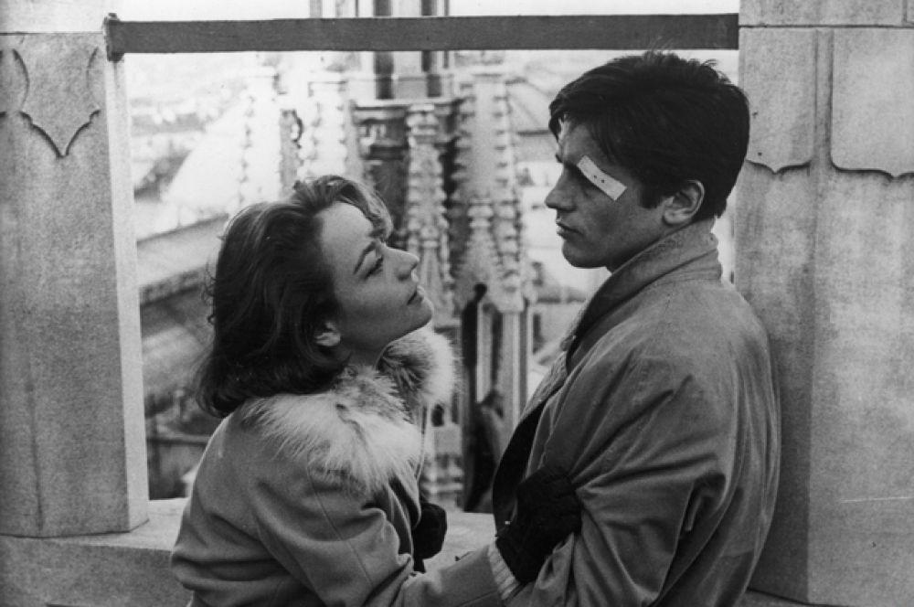 В 1960 году Жирардо сыграла одну из самых выдающихся своих ролей — девушку легкого поведения Надю в картине Лукино Висконти «Рокко и его братья». Ее партнерами по фильму выступили Ален Делон и Ренато Сальватори, за которого она впоследствии вышла замуж.