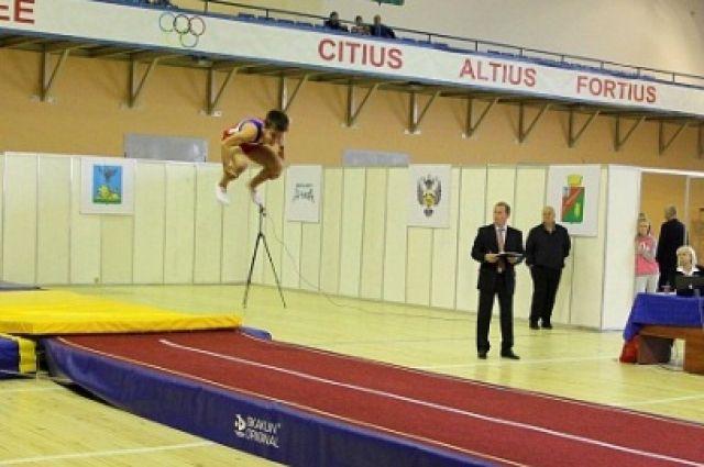 Ставропольский атлет занял первое место наличном первенстве Российской Федерации
