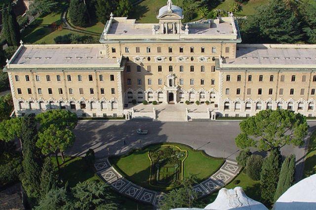 Ватикан запретил хранить дома прах близких