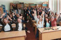 На первый взгляд - обычные ученики, а на самом деле - будущее российского спорта.