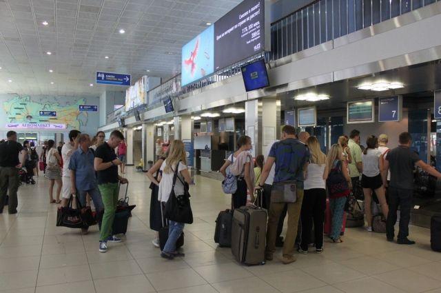 Миллионный пассажир челябинского аэропорта улетел вТаиланд
