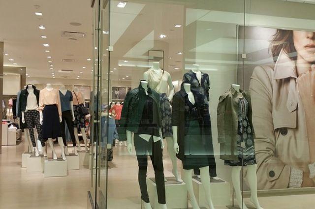 В торговом центре откроется около 200 магазинов.