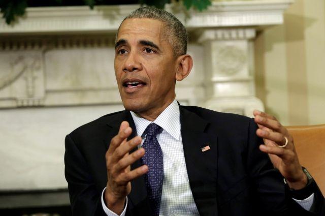 СМИ раскрыли планы Обамы по окончанию президентства