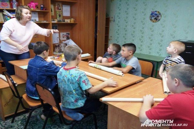 Наталья уверена, что ссоры и стычки среди детей и педагогов ушли в далёкое прошлое – в Калтане некоторые ребята называют воспитателей мамами.
