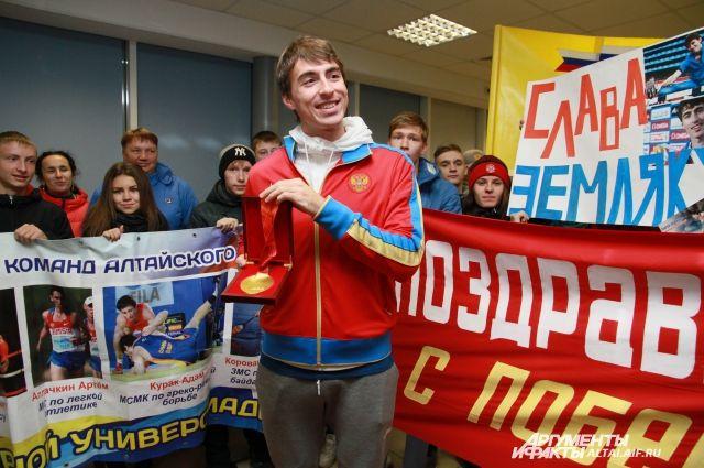 Алтайский легкоатлет Сергей Шубенков пропустит зимний сезон