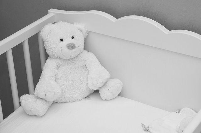 2-месячный ребенок скончался вАше впроцессе сна