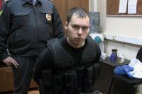 Юрист Дмитрий Виноградов, открывший стрельбу в офисе одной из московских компаний, во время допроса.