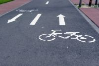 Новая велодорожка свяжет между собой парки.