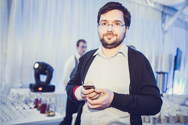 Генеральный директор Mail.ru Group Борис Добродеев. Досье