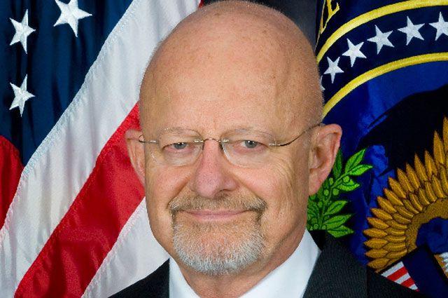 Глава Национальной разведки США Джеймс Клэппер. Досье