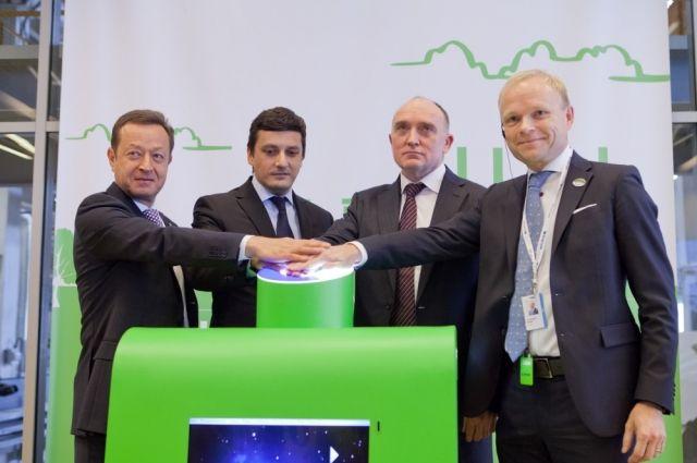 Запуском новых мощностей на ЧГРЭС завершилась масштабная инвестиционная программа.