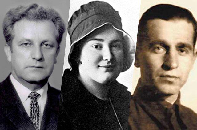 Фёдор Михайличенко, Мать Мария (Елизавета Скобцова), Николай Киселёв.