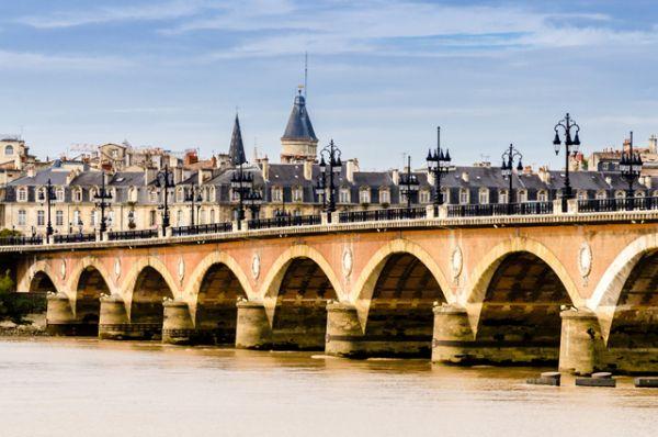 1 место. Бордо, Франция