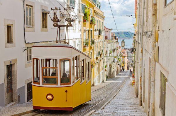 8 место. Лиссабон, Португалия