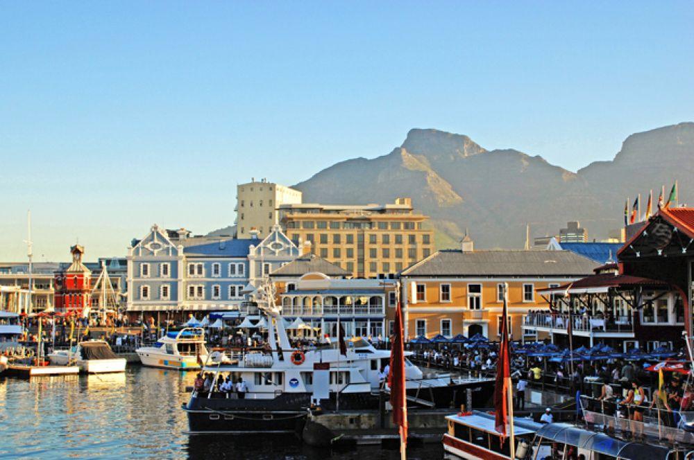 2 место. Кейптаун, ЮАР