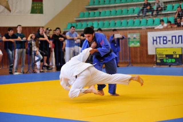 Встолице Адыгеи стартовал международный турнир подзюдо