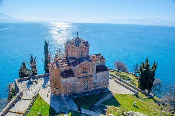 5 место. Охрид, Македония