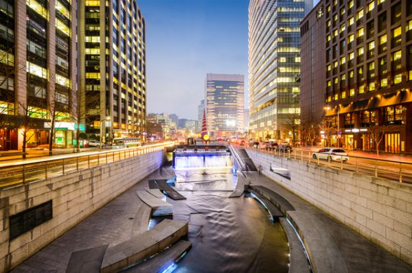 7 место. Сеул, Южная Корея