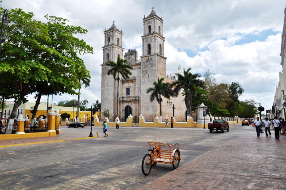 4 место. Мерида, Мексика