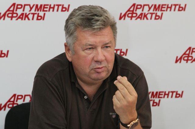 Андрей Важенин.