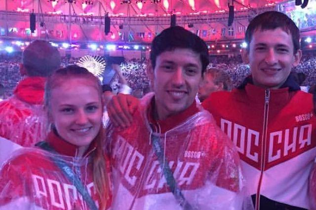 Алексей Денисенко из Батайска занял второе место на Олимпиаде в Бразилии