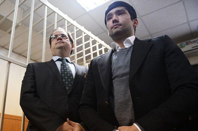 Руслан Шамсуаров (справа).