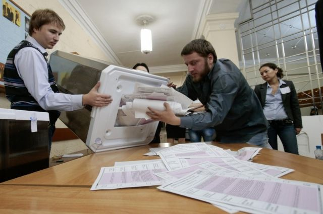 ЦИК рассматривает возможность использования QR-кодов навыборах президента