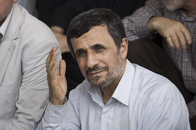 Чем сейчас занимается Махмуд Ахмадинежад?