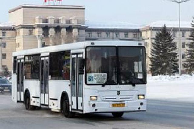 Красноярцы считают маршрут №50 самым неопасным
