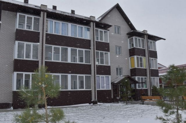 В крае купят квартиры для детей-сирот