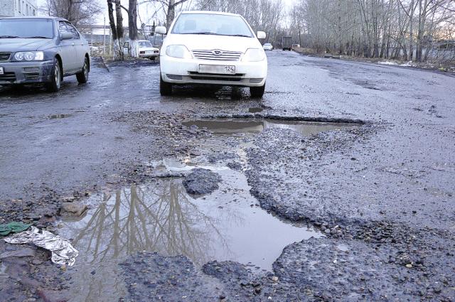 В этом году отремонтировано 350 км дорог.