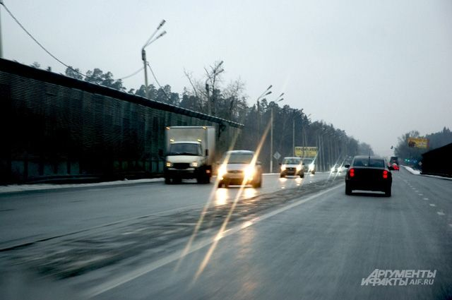 Два человека пострадали вкрупной трагедии наГорьковском шоссе вКазани