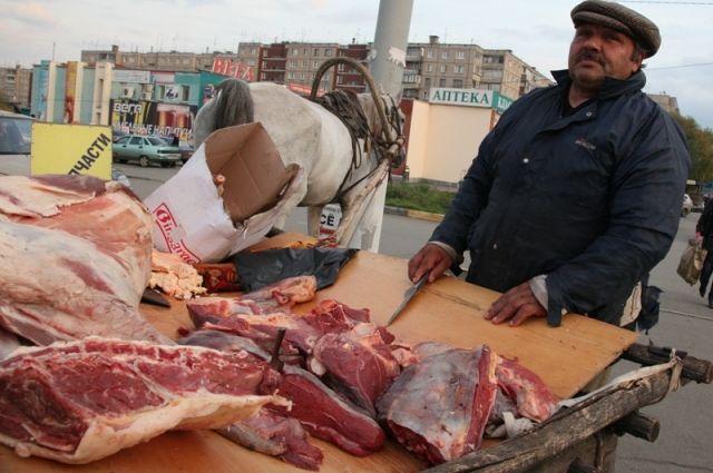 Рискованное мясо изКазахстана может оказаться вЧелябинской области