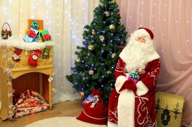 Пензенцам предлагают сделать фото в рождественском интерьере.
