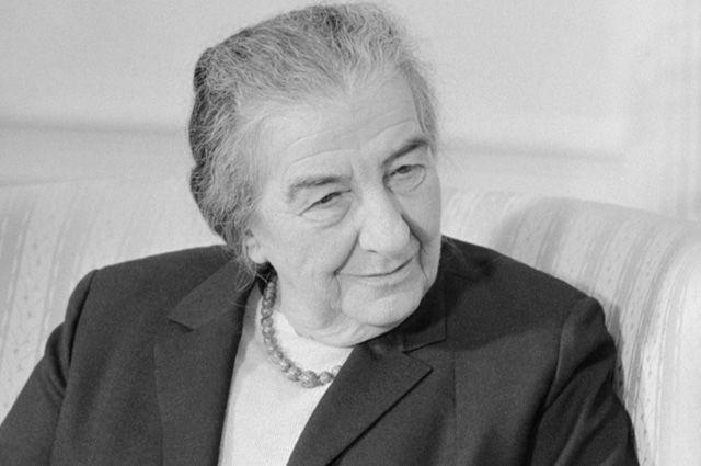 На грани ядерной войны. Почему Голда Меир передумала наносить атомный удар?