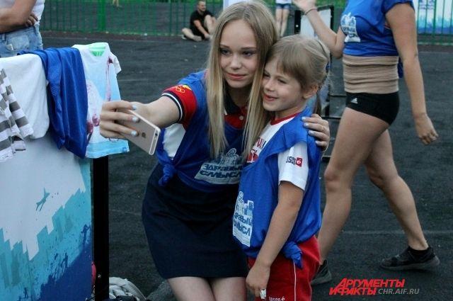 Воронежская спортсменка Ангелина Мельникова поедет натурнир вШвейцарию