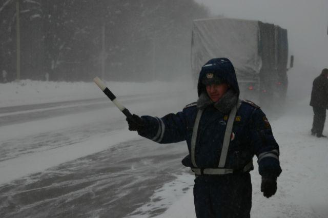 ВТатарстана Гидрометцентр готовит штормовое предупреждение из-за метели