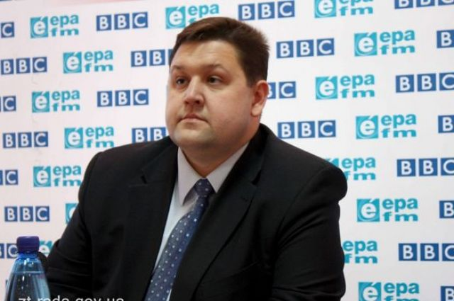 Гундич назначен главой Житомирской облгосадминистрации