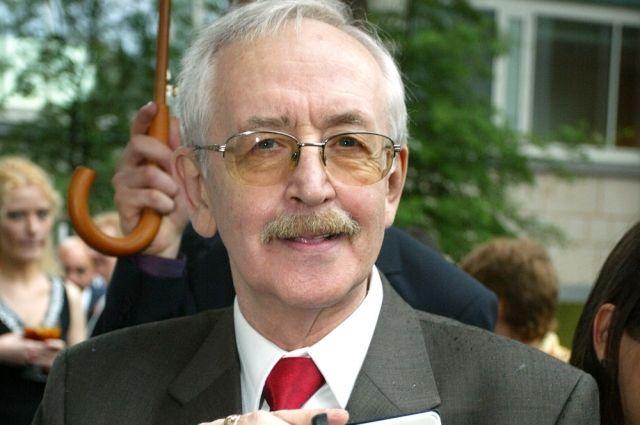 Актер Василий Ливанов награжден орденом Почета