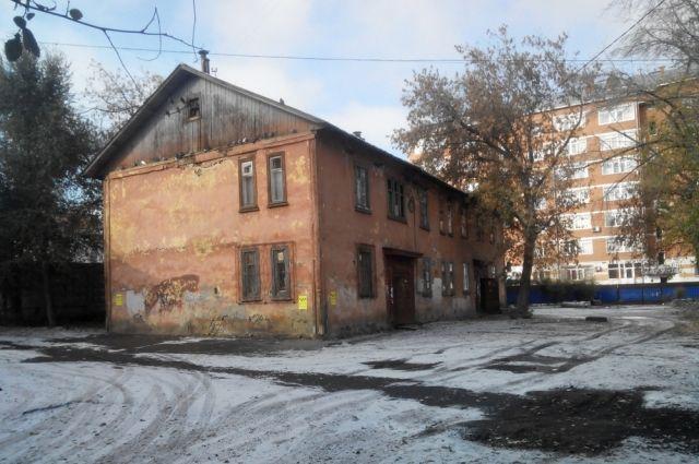 Здания в скором времени внесут в реестр аварийного жилья.