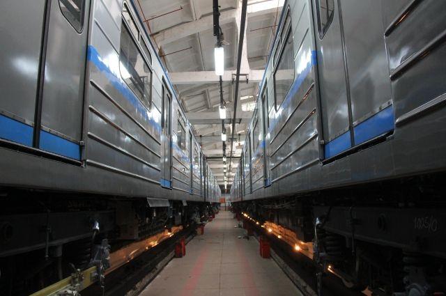 Рабочий получил черепно-мозговую травму головы при строительстве Сормовско-Мещерской линии нижегородского метрополитена