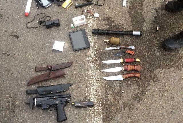ВБелгородской области утроих местных граждан изъяты оружие ибоеприпасы