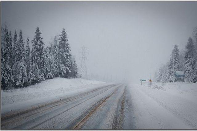 По словам синоптиков, обильных снегопадов в ближайшие дни не ожидается.