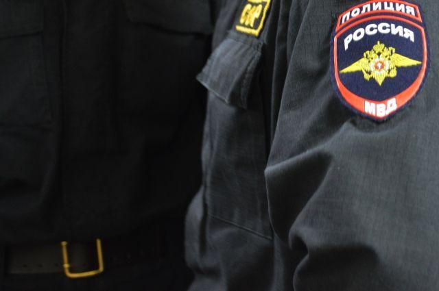 Злоумышленника ищут полицейские